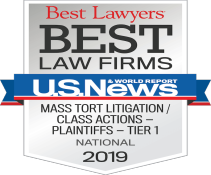 Best Lawyers© Law Firm of the Year 2019