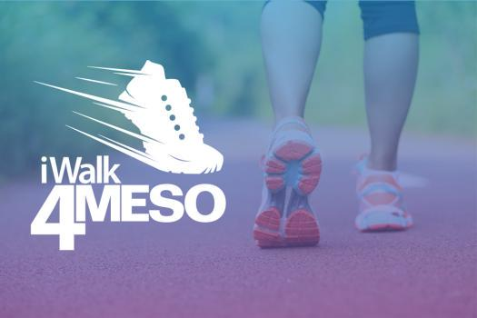 Weitz & Luxenberg created iWalk4MESO Virtual Rase to raise awareness about mesothelioma and to generate funds for research