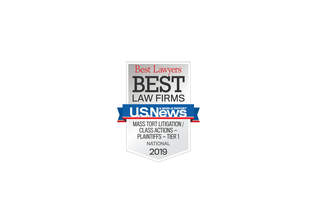 Weitz & Luxenberg Attorneys Honored with Top Industry Awards