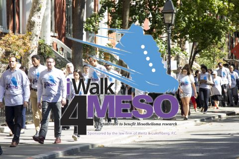 W&L iWalk4MESO donations has allowed Vaccine and Immunotherapy Center in Massachusetts to start testing more treatment options and fast-track their research.