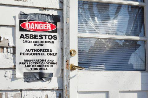 Asbestos Exposure in the Home