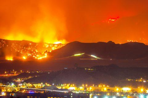 California Wildfires Lawsuits