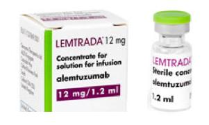 Lemtrada prescription box
