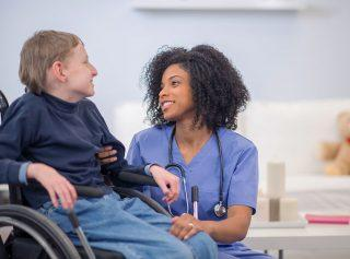 Cerebral palsy requires a lifetime of specialized treatment.