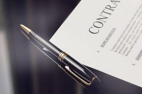 Settlement contract