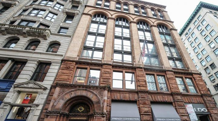 Weitz & Luxenberg Building in New York, NY